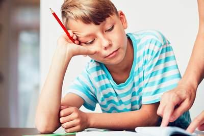 Koncentracija pri otroku