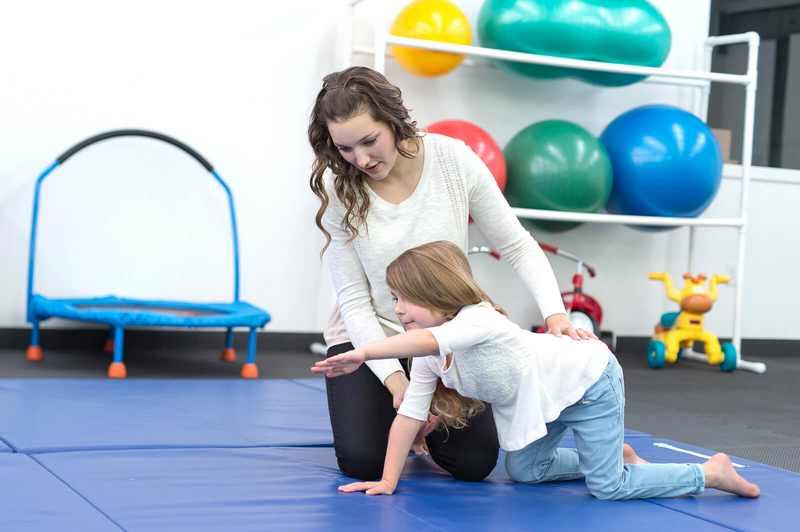 Nevrofizioterapija otrok RehaMedical