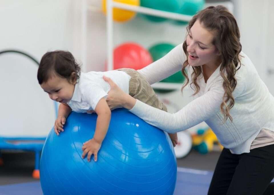 Nevrofizioterapija otrok