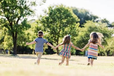 Telesna aktivnost pri otroku